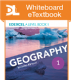 Edexcel A level Geography Book 1 Whiteboard [L]..[1 year subscription]